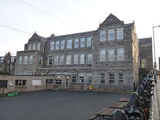 Ferryhill, Aberdeen - Ferryhill Primary School, Aberdeen