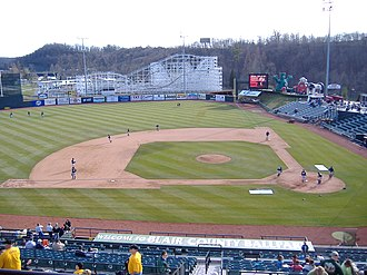 Peoples Natural Gas Field - Image: Field at BCB