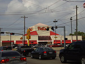 Fiesta Mart - Fiesta Mart location in Midtown, Houston, Texas, United States