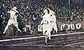 Finale du 200 mètres des JO 1924, G. à D. Charles Paddock (2e), Jackson Scholz (1er), Eric Liddell (3e).jpg