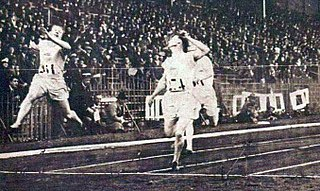 Athletics at the 1924 Summer Olympics – Mens 200 metres Olympic athletics event