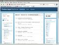 Firefox Input 1.8 en linuksa Minefield en la okcidentfrisa.png