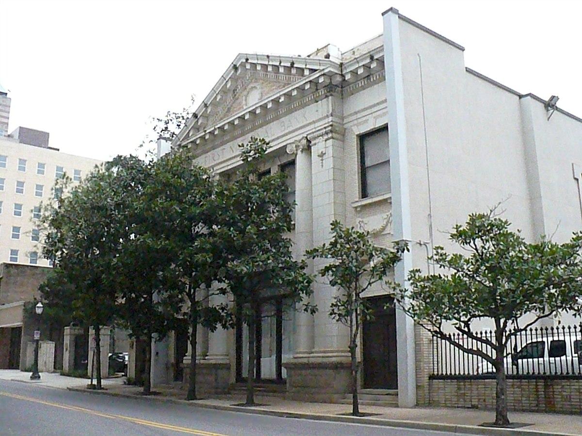 First National Bank Mobile Alabama Wikipedia