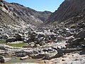 Fish River Canyon - Boulder section before Wild Fig Bend.JPG