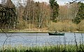Fishing on Ploughlands Pond - geograph.org.uk - 772183.jpg