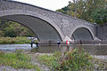 Fishing on the Humber River in 2009 -a.jpg