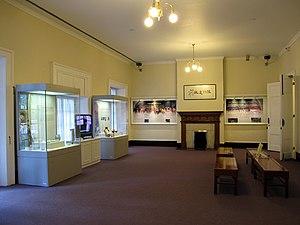 Flagstaff House - Interior of Flagstaff House