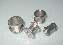 Plug Jewellery Wikipedia