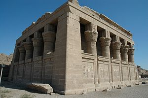 Egyptian temple - Roman-era mammisi at Dendera Temple