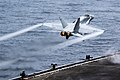 Flickr - Official U.S. Navy Imagery - An aircraft launches from the flight deck..jpg
