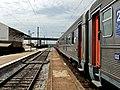 Flickr - nmorao - Intercidades 672, Estação de Alcácer, 2008.05.03.jpg