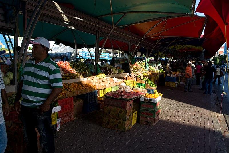 O que comer em Curaçao