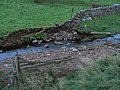 Flood damage near Blakedean - geograph.org.uk - 1007430.jpg