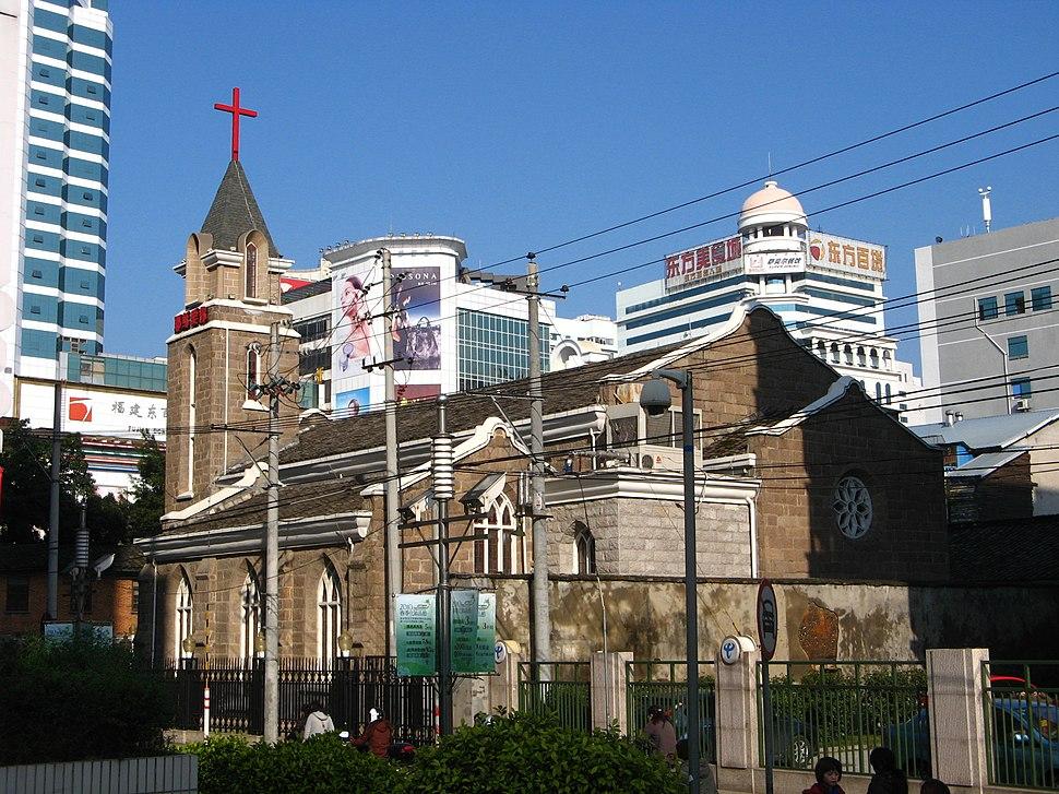 Flower lane church 2010