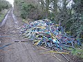 Fly tipping - geograph.org.uk - 337058.jpg