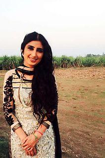 Jaswinder Brar Indian folk singer