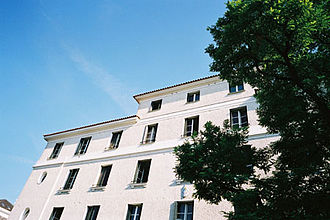 Cité Internationale Universitaire de Paris - Image: Fondation argentine