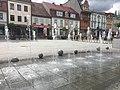 Fontanna na Rynku w Starogardzie Gdańskim.jpg