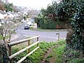 Footpath and road junction, Barton - geograph.org.uk - 1058171.jpg