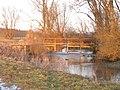 Forchheim, alte Staudamm (2008), shon abgebaut (2009) - panoramio.jpg