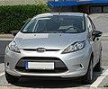 Ford Fiesta VII front 20100711.jpg