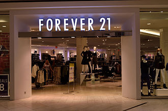 Forever 21 - Forever 21 in Markville Shopping Centre