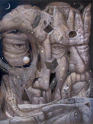 Rinat Baibekov - Forgotten Gods