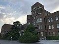 Former Building of Engineering Department of Kyushu University in Hakozaki Campus 20170713.jpg