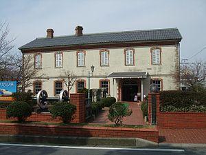 旧長浜駅駅舎
