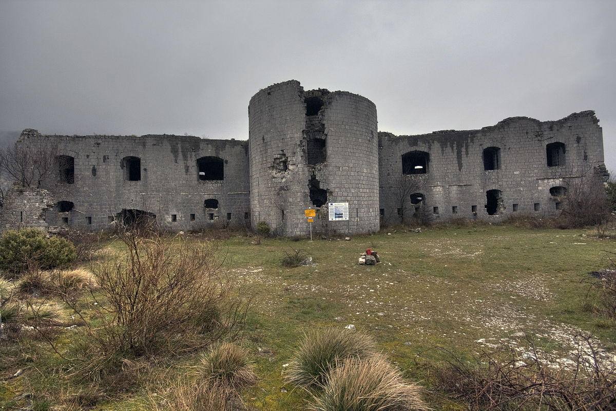 Fort Kosmač - Wikipedia