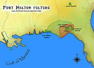 Fort Walton culture Late prehistoric Native American archaeological culture