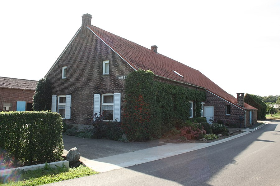 The farmstead Foshof in Molenbeersel.
