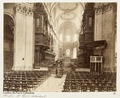 Fotografi av St. Paul's Cathedral. London, England - Hallwylska museet - 105925.tif