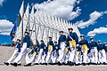Founder's Day parade U.S. Air Force Academy.jpg
