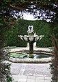 Fountain at Beaulieu - geograph.org.uk - 1133607.jpg