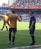 Fraizer Campbell playing for Hull City in 2008