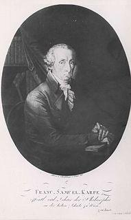 Franz Samuel Karpe Slovenian philosopher