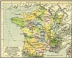Map Of France 900 Ad.Kingdom Of France Wikipedia