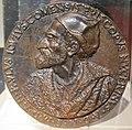 Francesco da sangallo, medaglia di paolo giovio, 1522 01.JPG
