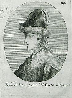 Francesco I Acciaioli