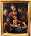 Francesco rustici, madonna col bambino, s. giovannino, s. francesco e s. caterina da siena.JPG