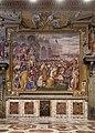 Francesco salviati e giuseppe porta detto il salviatino, Riconciliazione di papa Alessandro III e Federico Barbarossa, 1565-75, 00.jpg