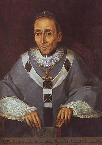 Francisco Xavier de Luna Pizarro - Image: Francisco Javier de Luna Pizarro 2