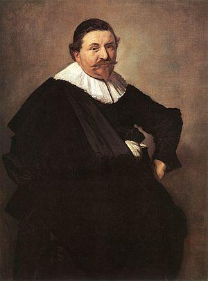 Lucas de Clercq - Portrait of Lucas de Clercq (1603-1652)