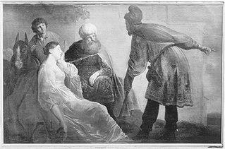 Der Levit und der Mann von Gibeah