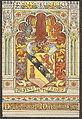Franz Jobst Entwurf Glasfenster Votivkirche 1 detail Wappen.jpg