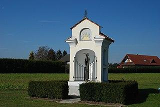 Franziskus-Bildstock