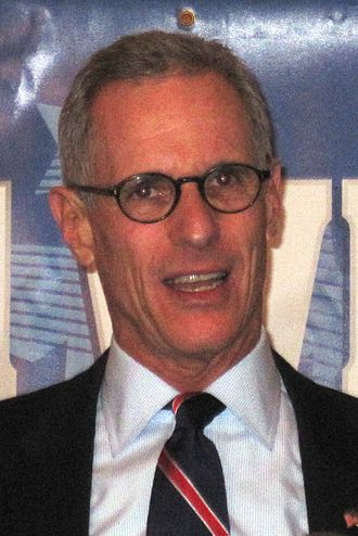 Fred Karger - Karger campaigning for President in Iowa
