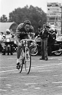 Freddy Maertens Belgian cyclist