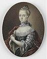 Frederica Carolina van Brandenburg (1735-91). Dochter van hertog Franz Josias van Saksen Coburg Saalfeld Rijksmuseum SK-A-4107.jpeg